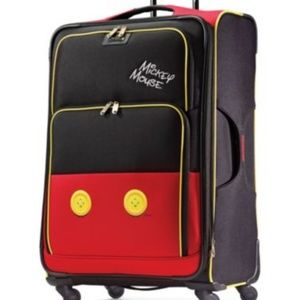 """American Tourister Disney Mickey Mouse 28"""" Spinner"""